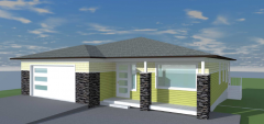 Lot-1-Front-View-Color-Rendering