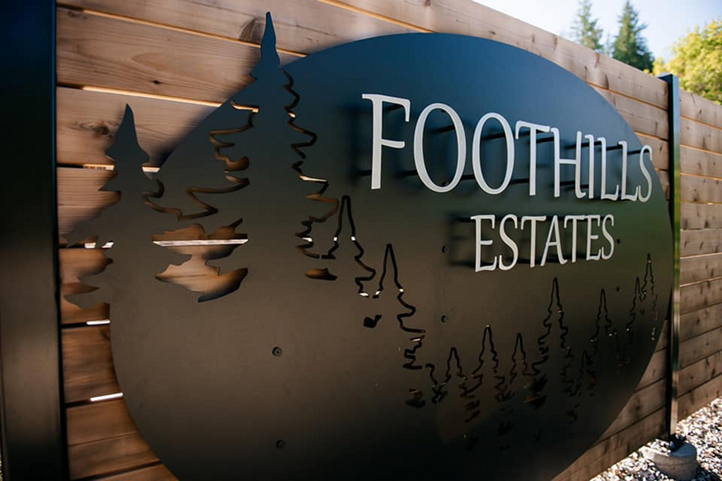 Foothill Estates, Salmon Arm